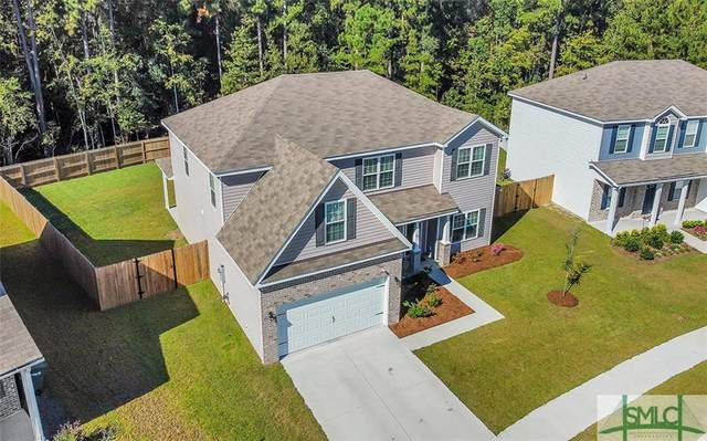 373 Coconut Drive, Bloomingdale, GA 31302 (MLS #259912) :: The Allen Real Estate Group