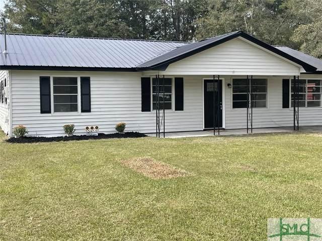 1101 Ricade Drive, Hinesville, GA 31313 (MLS #259916) :: Keller Williams Coastal Area Partners