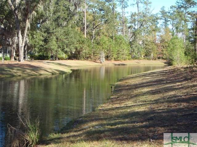 71 Waterway Drive, Savannah, GA 31411 (MLS #162358) :: The Arlow Real Estate Group