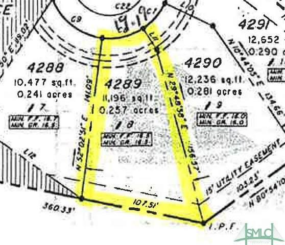 8 Heartwood Court, Savannah, GA 31411 (MLS #165830) :: McIntosh Realty Team