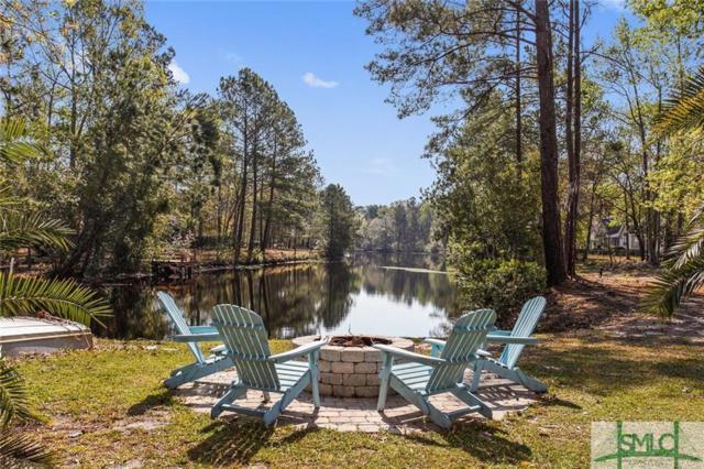 102 Sterling Woods Drive, Richmond Hill, GA 31324 (MLS #170468) :: Coastal Savannah Homes