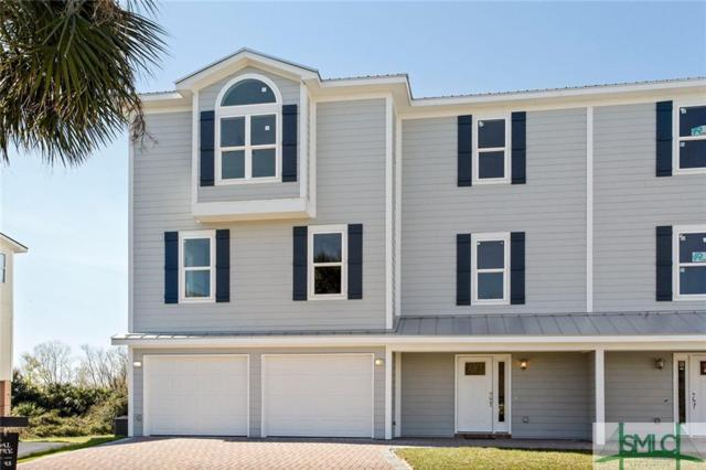 50 S Captains View, Tybee Island, GA 31328 (MLS #173164) :: McIntosh Realty Team