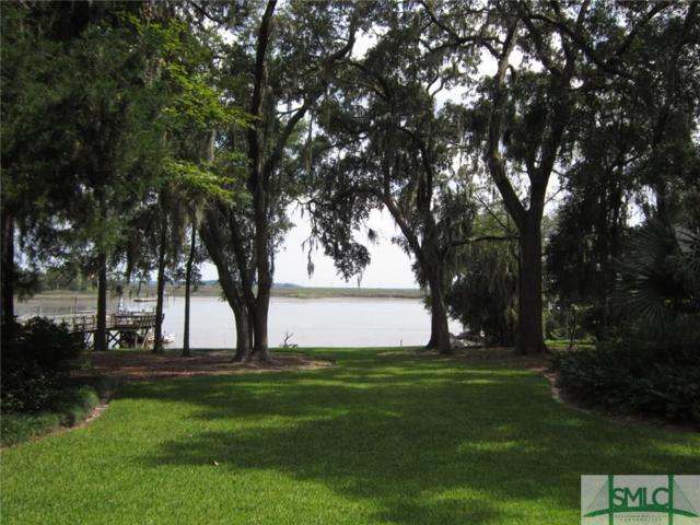 9 Cove Drive, Savannah, GA 31419 (MLS #179403) :: The Arlow Real Estate Group