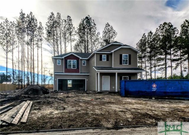 122 Lynwood Lane, Springfield, GA 31329 (MLS #180946) :: Coastal Savannah Homes