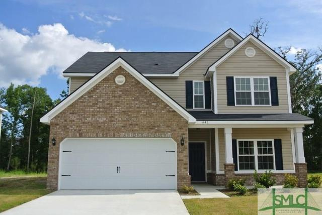 646 Red Oak Lane, Hinesville, GA 31313 (MLS #182619) :: The Robin Boaen Group