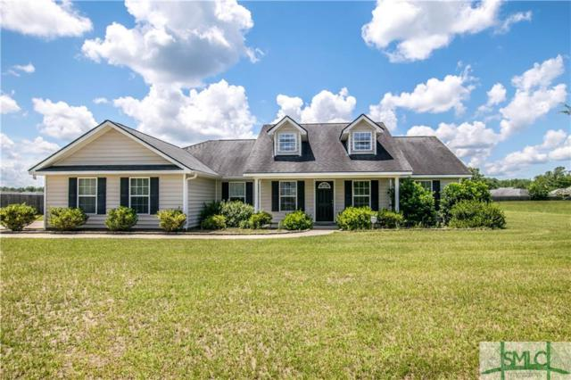 108 Parish Loop NE, Hinesville, GA 31313 (MLS #183686) :: Coastal Savannah Homes