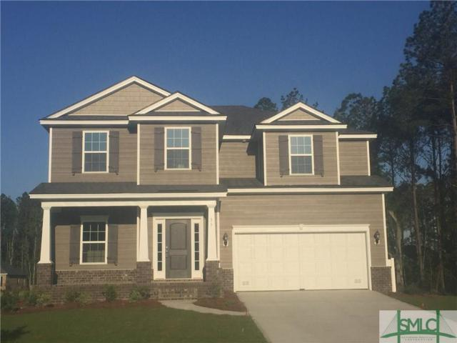 35 Sweetgrass Lane, Richmond Hill, GA 31324 (MLS #184333) :: Karyn Thomas