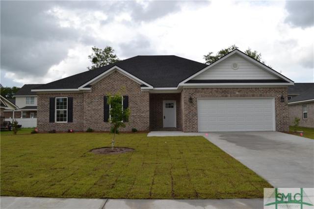 206 Market Street, Rincon, GA 31326 (MLS #185523) :: Coastal Savannah Homes