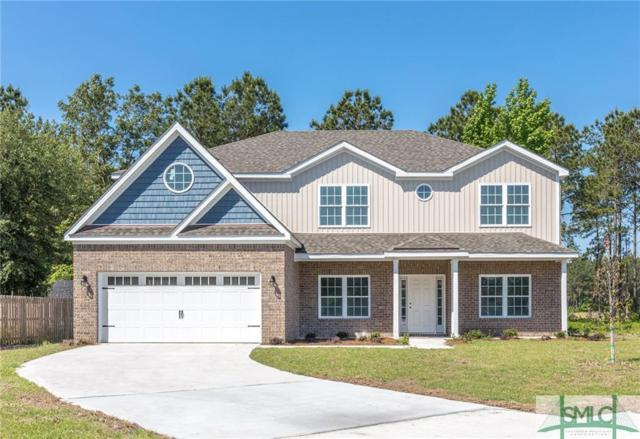 15 Roundstone Way, Richmond Hill, GA 31324 (MLS #185571) :: The Arlow Real Estate Group