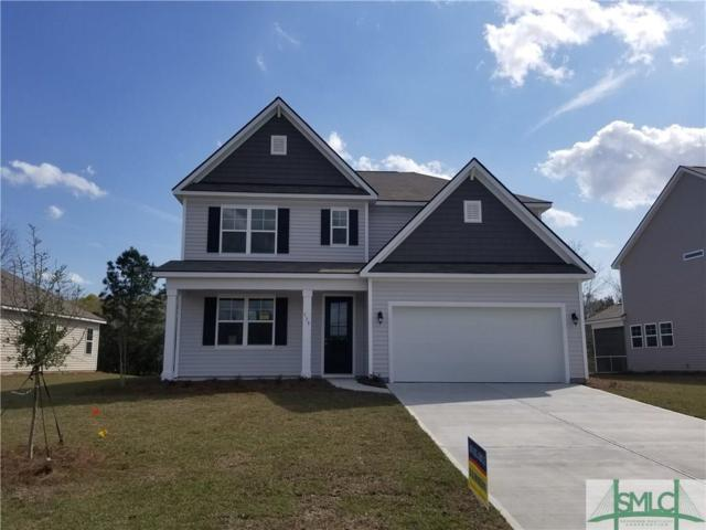 135 Palmer Place, Richmond Hill, GA 31324 (MLS #185591) :: The Arlow Real Estate Group