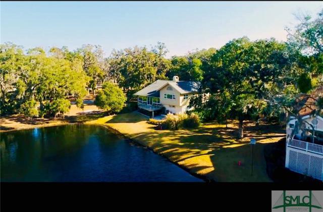 1 Sky Sail Circle, Savannah, GA 31411 (MLS #185678) :: Coastal Savannah Homes
