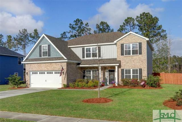 60 Wicklow Drive, Richmond Hill, GA 31324 (MLS #186048) :: The Arlow Real Estate Group
