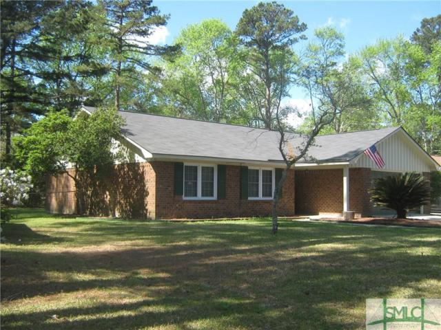 703 Birchwood Road, Savannah, GA 31419 (MLS #186238) :: The Robin Boaen Group