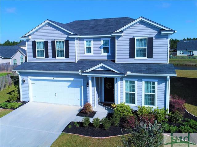 4 Salix Drive, Savannah, GA 31407 (MLS #186508) :: The Robin Boaen Group