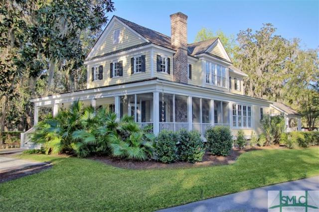 63 Magnolia Lane, Richmond Hill, GA 31324 (MLS #187219) :: Coastal Savannah Homes