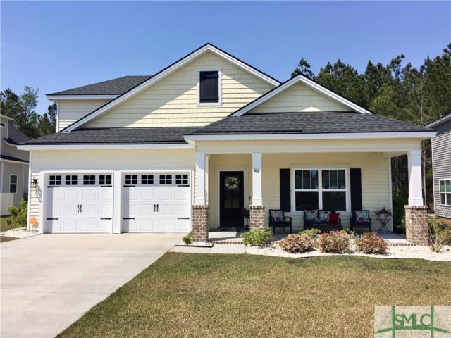 466 Sunbury Drive, Richmond Hill, GA 31324 (MLS #187685) :: The Arlow Real Estate Group
