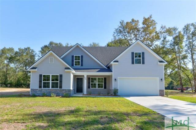 600 Bledsoe Drive, Guyton, GA 31312 (MLS #188364) :: Coastal Savannah Homes