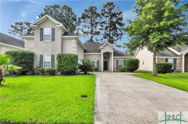 112 Lancaster Way, Richmond Hill, GA 31324 (MLS #188373) :: Coastal Savannah Homes