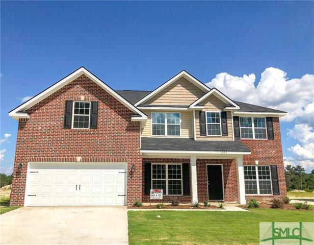 205 Cherry Hill Crossing, Hinesville, GA 31313 (MLS #188925) :: McIntosh Realty Team