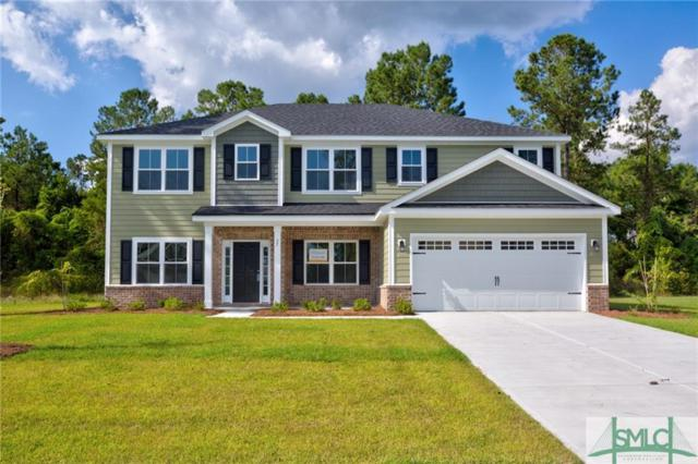 37 Timberland Circle, Richmond Hill, GA 31324 (MLS #189340) :: Coastal Savannah Homes