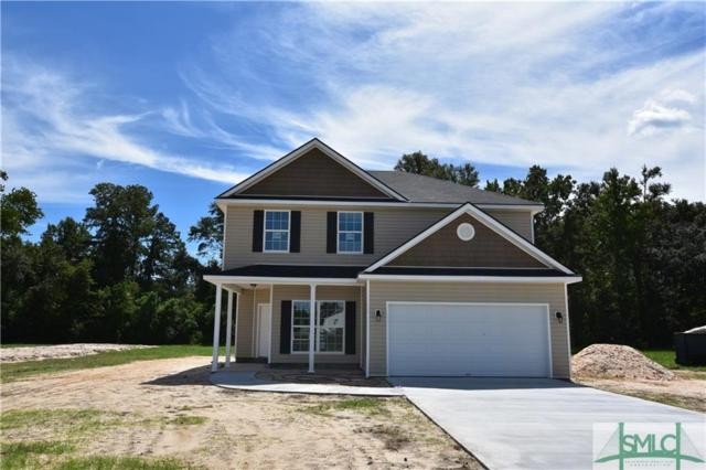 98 Riverside Drive NW, Ludowici, GA 31316 (MLS #190481) :: Coastal Savannah Homes