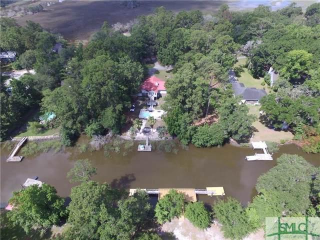 0 Tideland Drive, Midway, GA 31320 (MLS #192003) :: Coastal Savannah Homes
