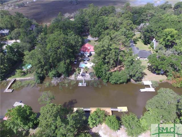 Lot 21 Tideland Drive, Midway, GA 31320 (MLS #192003) :: The Randy Bocook Real Estate Team