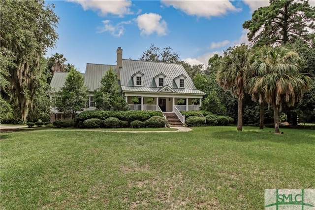 1 Hover Creek Road, Savannah, GA 31419 (MLS #193072) :: Liza DiMarco