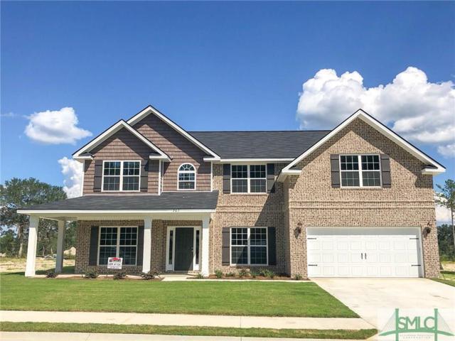 207 Cherry Hill Crossing, Hinesville, GA 31313 (MLS #193111) :: The Randy Bocook Real Estate Team