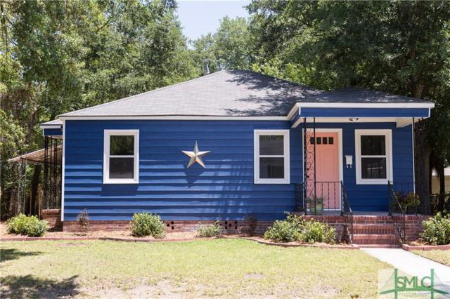 2304 E 38th Street, Savannah, GA 31404 (MLS #193826) :: The Robin Boaen Group
