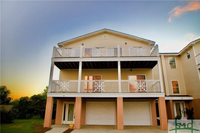 44 Captains View, Tybee Island, GA 31328 (MLS #193987) :: Karyn Thomas