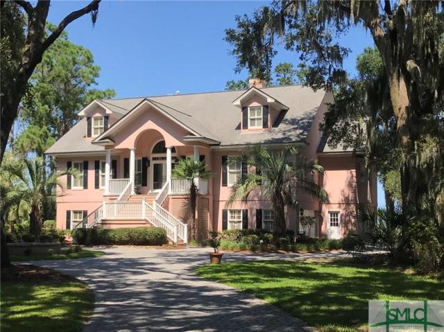 15 Priory Road, Savannah, GA 31411 (MLS #194018) :: The Arlow Real Estate Group