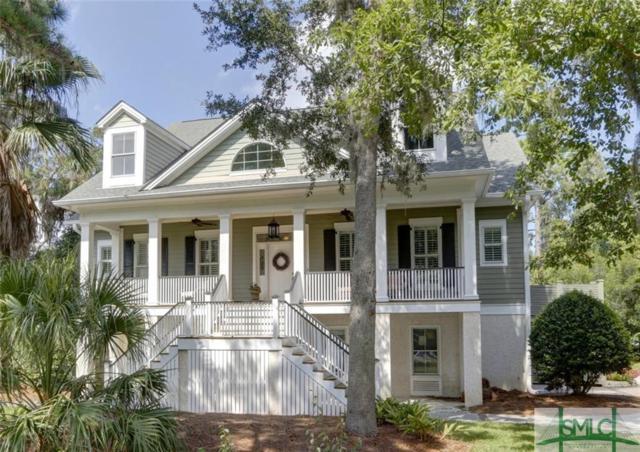 118 Marsh Harbor Drive S, Savannah, GA 31410 (MLS #195654) :: Karyn Thomas