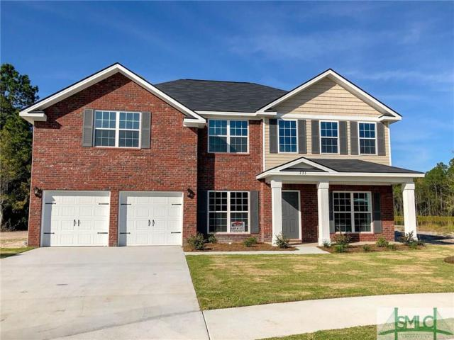 735 Waterlilly Court, Hinesville, GA 31313 (MLS #195765) :: The Robin Boaen Group