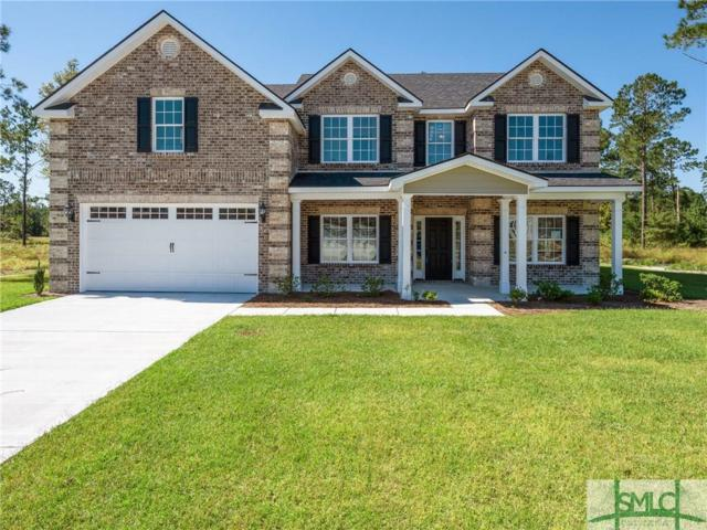 176 Timberland Trail, Richmond Hill, GA 31324 (MLS #196842) :: Coastal Savannah Homes