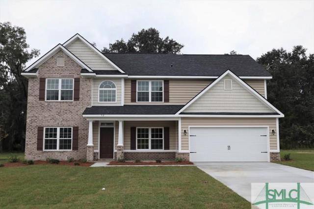 52 Flemington Oaks Drive, Hinesville, GA 31313 (MLS #197114) :: Karyn Thomas