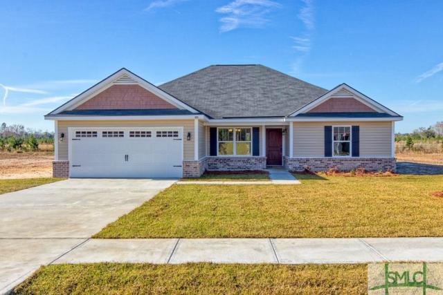 321 Wilkins Road, Midway, GA 31320 (MLS #197184) :: Coastal Savannah Homes
