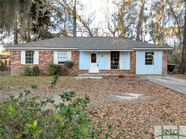 211 Kevin Drive, Savannah, GA 31406 (MLS #197483) :: The Randy Bocook Real Estate Team