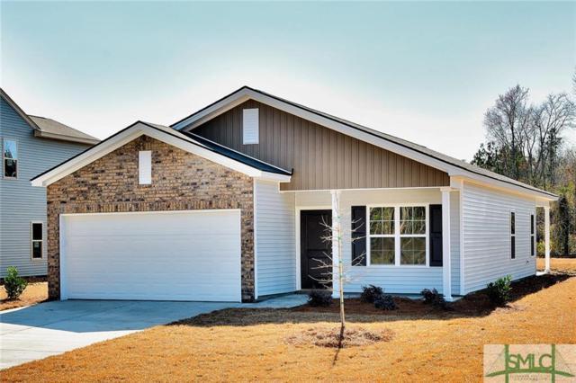 111 Riverwood Road, Pooler, GA 31322 (MLS #197671) :: The Arlow Real Estate Group