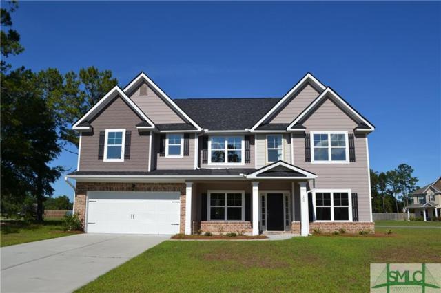 100 Cypress Loop, Bloomingdale, GA 31302 (MLS #198994) :: The Randy Bocook Real Estate Team
