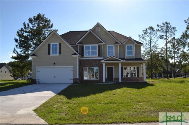 101 Cypress Loop, Bloomingdale, GA 31302 (MLS #199035) :: The Randy Bocook Real Estate Team