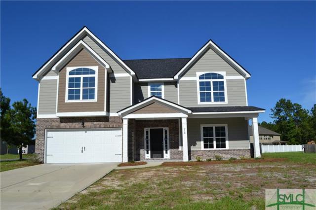 218 Cypress Lakes Drive, Bloomingdale, GA 31302 (MLS #199036) :: The Randy Bocook Real Estate Team