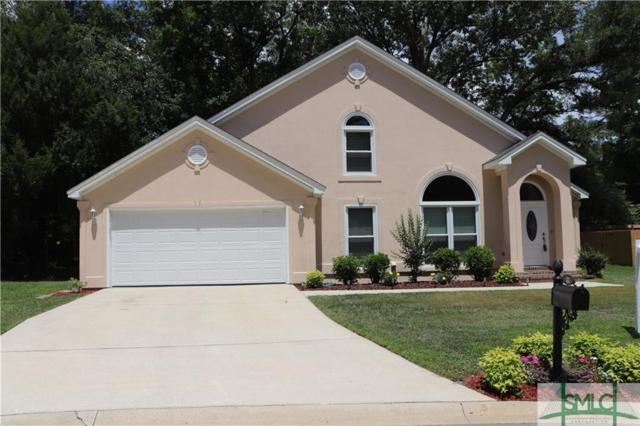 56 Cove Drive, Savannah, GA 31419 (MLS #199328) :: Teresa Cowart Team