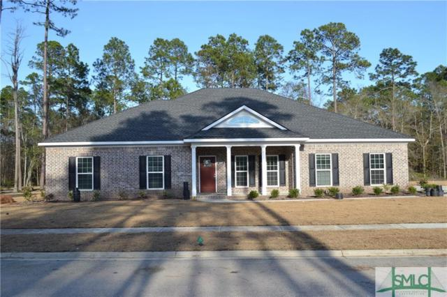 107 Blandford Crossing, Rincon, GA 31326 (MLS #199605) :: Coastal Savannah Homes