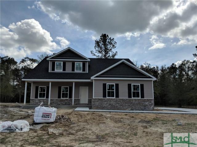129 Taylor Drive, Guyton, GA 31312 (MLS #199875) :: Coastal Savannah Homes