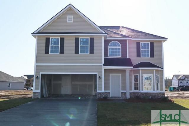 1808 White Cedar Way, Hinesville, GA 31313 (MLS #200088) :: Karyn Thomas