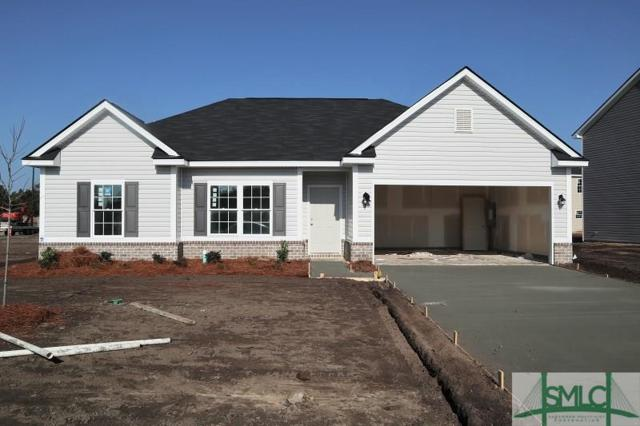 1584 Longleaf Court, Hinesville, GA 31313 (MLS #200090) :: Karyn Thomas