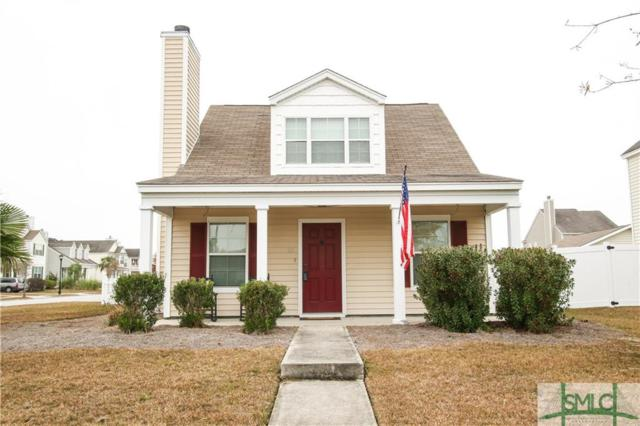 23 Godley Park Way, Savannah, GA 31407 (MLS #200096) :: Keller Williams Realty-CAP