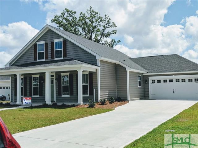 68 Harvest Moon Drive, Savannah, GA 31405 (MLS #200914) :: Coastal Savannah Homes