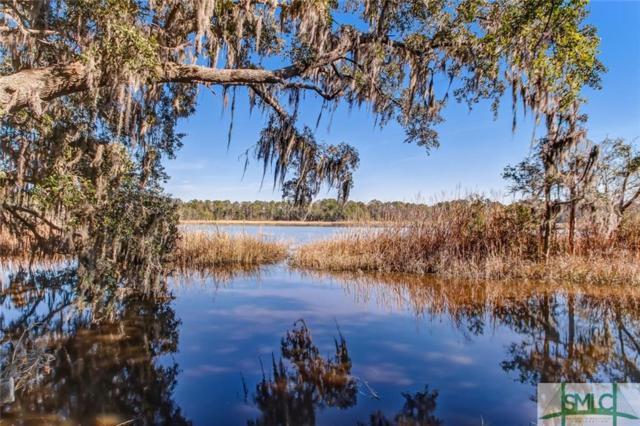 214 Mosswood Drive, Savannah, GA 31405 (MLS #201619) :: Coastal Savannah Homes